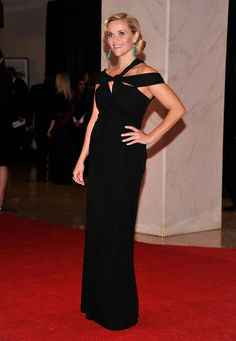 Actress Reese Witherspoon attends the 98th Annual White House Correspondents' Association Dinner at the Washington Hilton on April 28, 2012 in Washington, DC.