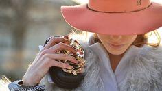 Barret de Maison Michel (Paraffection de Chanel)
