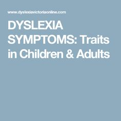 an analysis of the dyslexia disease that affects many children in united states Dyslexia isn't just a disease that affects young children, if it isn't diagnosed early or treated from a young age, the disorder could follow a person into their professional, adult life there are many aspects to a person's everyday life that he or she might take for granted that a person with dyslexia.