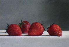 Roy Barley | English Strawberries