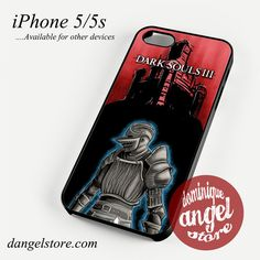 Dark Soul III A Knight 3 Phone case for iPhone 4/4s/5/5c/5s/6/6s/6 plus