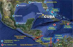 Zona Especial de Desarrollo Mariel: Una puerta de Cuba abierta al mundo Cuba, Usa News, Kingston, Panama, New Orleans, Mexico, The World, Cartagena, Panama Hat