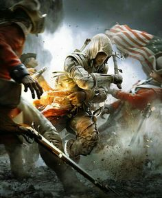 Assassin's Creed III / Connor Kenway!