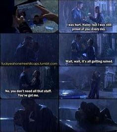 Oth Love this scene! Love Naley! :))