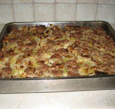 Kålpudding enligt Mannerström - Recept - Matklubben.se Lasagna, Food And Drink, Favorite Recipes, Ethnic Recipes, Lasagne