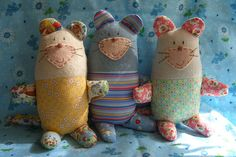 mousies | awaiting jackets or an apron. blogged about here p… | Flickr