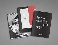 Fascículos Coleccionables realizados para la Cátedra Manela de Diseño Editorial, FADU-UBA 2015.