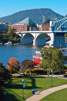 A day in the life of Chattanooga, Tennessee.  Home Sweet Home
