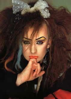 BOY GEORGE! really great!