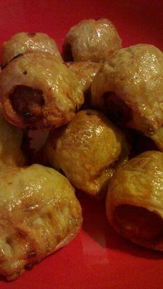 Chorizo rolls
