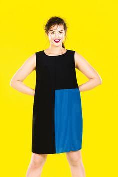 L abbigliamento elegante per taglie forti  la moda curvy è chic aa2de8b4750