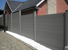 153 Best WPC outdoor fence images in 2017 | Wood composite, Black
