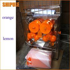 1003.00$  Watch more here  - free shipping hot sell CE food grade electric orange tangerine mandarin lemon juicing machine juicer orange press
