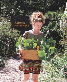 Garden Anywhere. Great book by Alys Fowler