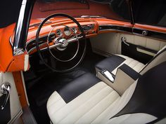 1955 Lincoln Indianapolis Concept by Boano