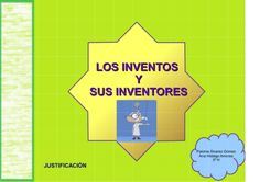 Title Slide of Los inventos y sus inventores Social Studies, Ideas Para, Inventions, Classroom, Science, Projects, Montessori, Homeschooling, Projects For Kids