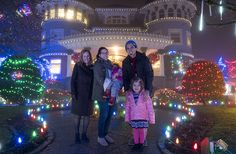 Canuck Place has launched the online Light A Life campaign to invite the public to join donors at the Lighting of the House event in contributing to Canuck Place care