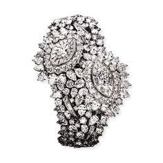 White gold Diamond Secret watch G0A34135 - Piaget Luxury Watch Online