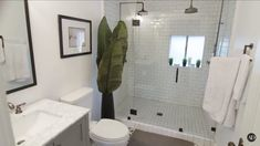 Brownstone Interiors, Dreamline Shower, Master Bath Shower, Bathtub, Mirror, Bathroom, Furniture, Home Decor, Standing Bath