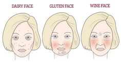 Skincare Doctor Shows What Gluten, Sugar And Wine Does To Your Face - Healthy Vegan Style Get Healthy, Healthy Tips, Healthy Skin, Healthy Meals, Health And Beauty Tips, Health And Wellness, Beauty Tricks, Beauty Ideas, Beauty Secrets