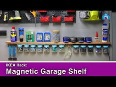 19 Genius Garage Organization Ideas to Save Tons of Space - She Tried What