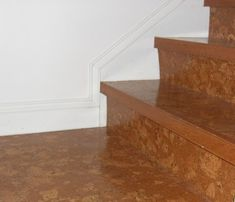 Fulfill All Of Your Stairwell Needs With Sustain Cork
