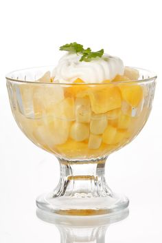 Make this delicious Citrus Pineapple-Peach Delight to delight your whole family! This recipe is made in 5 minutes and ready to serve in 35. This recipe is diabetic friendly due to its low sugar and fat content; in addition it counts as one fruit serving.
