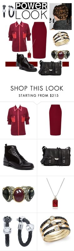 """your way"" by moestesoh ❤ liked on Polyvore featuring Roland Mouret, Naot, rag & bone, Charriol, Bloomingdale's, girlpower and powerlook"