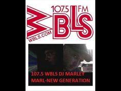 107 5 WBLS DJ MARLEY MARL NEW GENERATION 1987 0001 - YouTube Marley Marl, Kiss Fm, Dj, Youtube, Youtubers, Youtube Movies