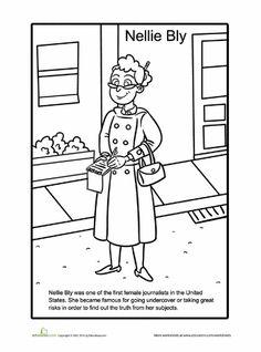 famous historical women 1st grade worksheets educationcom
