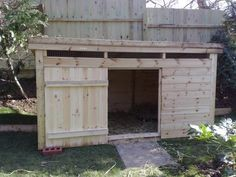 I am in the process of building a large raised chicken coop and got to thinking about whether or not I would be able to use the underside as a goose coop. Backyard Ducks, Chickens Backyard, Backyard Farming, Pet Chickens, Raising Chickens, Raising Goats, Geese Breeds, Goose House, Duck Coop