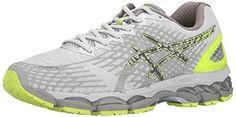 great ASICS Men's GEL Nimbus 17 Lite Show Running Shoe