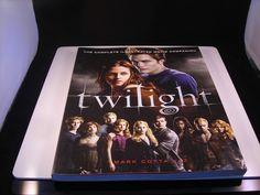 TWILIGHT THE COMPLETE ILLUSTRATED MOVIE COMPANION Book 2008 Paperback 1st Ed