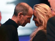 His true love...beyond Apple...he kept his personal life...very personal (nice)