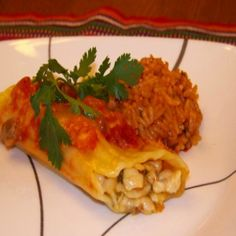 How To Make Mexican Chicken Manicotti - Homemade Mexican Chicken Manicotti Recipe | Diet Plans - Healthy Diets by Diet Ihub.com