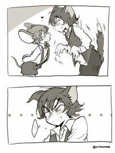 Anime Vs Cartoon, Cartoon Ships, Anime Comics, Cartoon Art, Cartoon Characters As Humans, Anime Characters, Old Cartoons, Disney Cartoons, Illustration Kawaii