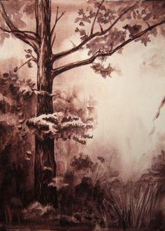 2013 illustration(copy) 사진 모작 #watercolor #수채화 #번지기