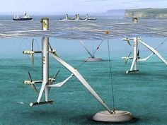 Tapping the Motion of the Ocean: Could the Tides Power Our World?