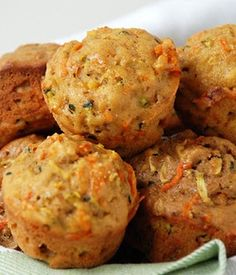 24 Tasty Muffins for School Lunches
