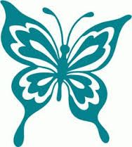 Silhouette Design Store - V iew Design butterfly Butterfly Stencil, Butterfly Drawing, Butterfly Template, Flower Template, Butterfly Clip Art, Butterfly Shape, Butterfly Pattern, Blue Butterfly, Silhouette Design