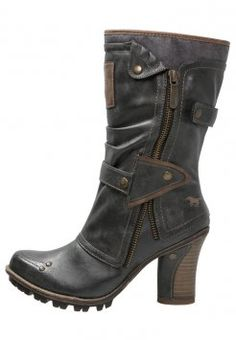 Mustang Winter boots - graphit for with free delivery at Zalando