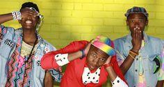 African Prints in Fashion: Creative Energy: Konstellation Klan