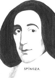 """""""Человек, думающий, что он свободен, подобен брошенному камню, который думает, что он летит."""" Spinoza"""