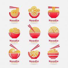 Vectorsjungle - Search result for keyword chopsticks Food Logo Design, Badge Design, Logo Food, Branding Design, Logo Design Inspiration, Icon Design, Bowl Logo, Food Patterns, Logo Restaurant