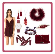 """""""Fashion in mini"""" by paige-brrian ❤ liked on Polyvore featuring Kendall + Kylie, Tila March, Vanessa Mooney, Aurélie Bidermann, Kate Spade, Rebecca Minkoff, Frasier Sterling, Holly Dyment and Chan Luu"""