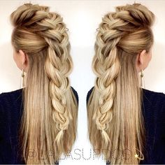 Laura Kaszoni @lalasupdos One of my fav sty...Instagram photo | Websta (Webstagram)