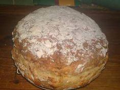 Ír kenyér - élesztőmentes gyors kenyér | Iby Meszarosova receptje - Cookpad receptek Bellisima, Bread, Meals, Baking, Food, Basket, Diet, Meal, Brot