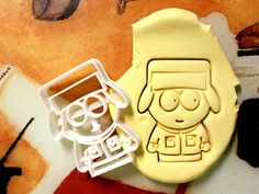 Kyle Broflovski Cookie Cutter South Park great for by CookiePrints, $9.99