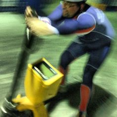 Bobsled R&D without s bobsled athlete or track