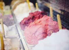 {this is glamorous} : adventures in love, design, fashion, home decor, food and travel: {take me away № 31 | gelato tasting in italy}